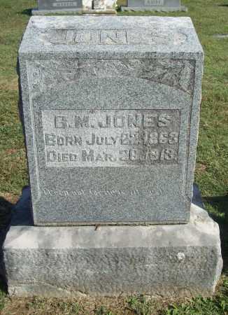 JONES, BAILEY M - Benton County, Arkansas | BAILEY M JONES - Arkansas Gravestone Photos