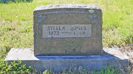 JONES, STELLA - Benton County, Arkansas | STELLA JONES - Arkansas Gravestone Photos
