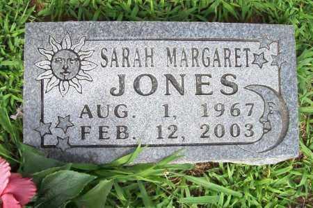 JONES, SARAH MARGARET - Benton County, Arkansas | SARAH MARGARET JONES - Arkansas Gravestone Photos