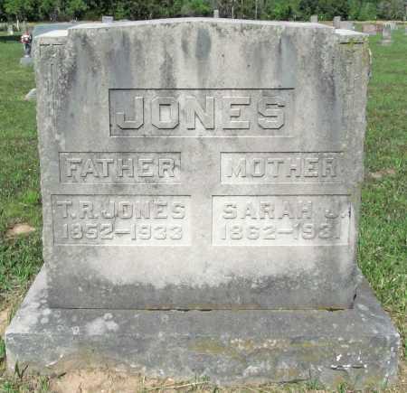 JONES, T. R. - Benton County, Arkansas | T. R. JONES - Arkansas Gravestone Photos