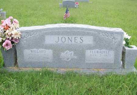 JONES, WILLARD - Benton County, Arkansas   WILLARD JONES - Arkansas Gravestone Photos