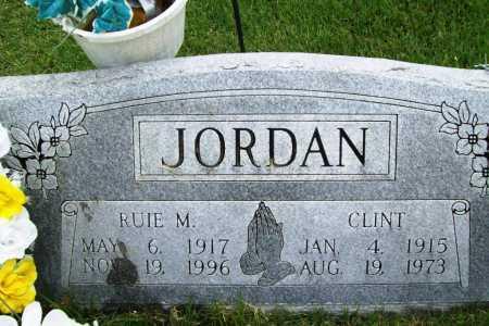 JORDAN, RUIE M. - Benton County, Arkansas | RUIE M. JORDAN - Arkansas Gravestone Photos