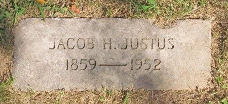 JUSTUS, JACOB H - Benton County, Arkansas | JACOB H JUSTUS - Arkansas Gravestone Photos