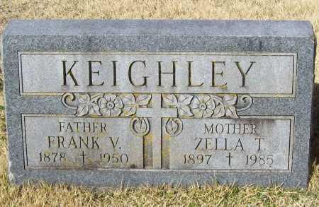 KEIGHLEY, FRANK V. - Benton County, Arkansas | FRANK V. KEIGHLEY - Arkansas Gravestone Photos