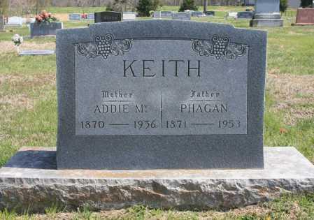 KEITH, ADDIE M. - Benton County, Arkansas | ADDIE M. KEITH - Arkansas Gravestone Photos