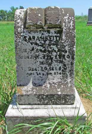 KEITH, SARAH RUTH - Benton County, Arkansas | SARAH RUTH KEITH - Arkansas Gravestone Photos