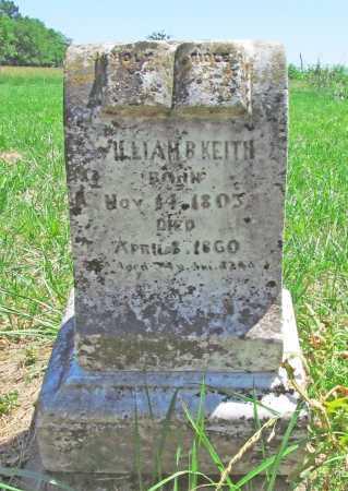 KEITH, WILLIAM BIRD - Benton County, Arkansas | WILLIAM BIRD KEITH - Arkansas Gravestone Photos