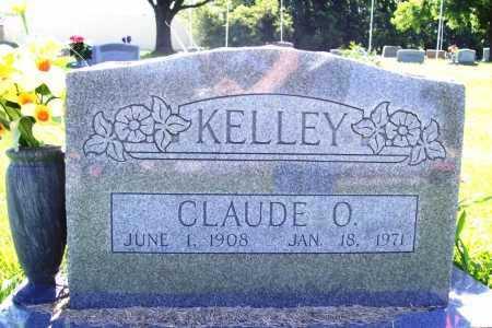 KELLEY, CLAUDE O. - Benton County, Arkansas | CLAUDE O. KELLEY - Arkansas Gravestone Photos