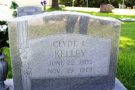 KELLEY, CLYDE L. - Benton County, Arkansas | CLYDE L. KELLEY - Arkansas Gravestone Photos