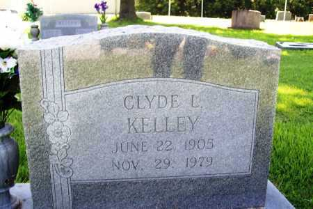 KELLEY, CLYDE L. - Benton County, Arkansas | CLYDE L. KELLEY - Arkansas Gravestone Photos