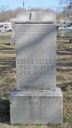KELLEY, EDITH - Benton County, Arkansas | EDITH KELLEY - Arkansas Gravestone Photos
