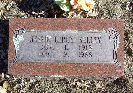 KELLEY, JESSIE LEROY - Benton County, Arkansas | JESSIE LEROY KELLEY - Arkansas Gravestone Photos
