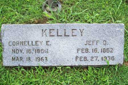 KELLEY, JEFF D. - Benton County, Arkansas | JEFF D. KELLEY - Arkansas Gravestone Photos
