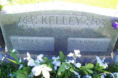 CROWE KELLEY, PEARL - Benton County, Arkansas | PEARL CROWE KELLEY - Arkansas Gravestone Photos