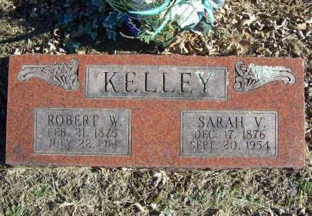 KELLEY, SARAH V. - Benton County, Arkansas | SARAH V. KELLEY - Arkansas Gravestone Photos