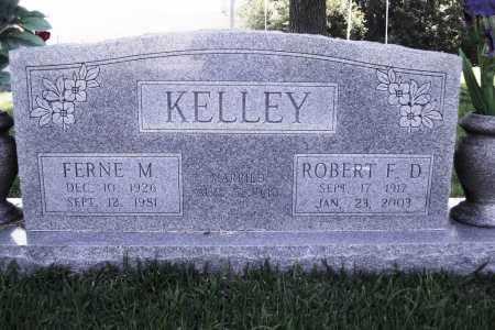 KELLEY, FERNE M. - Benton County, Arkansas   FERNE M. KELLEY - Arkansas Gravestone Photos
