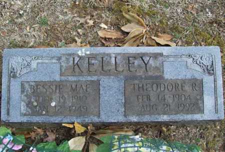 "KELLEY, THEODORE ROOSEVELT ""TED"" - Benton County, Arkansas 