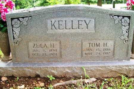 KELLEY, TOM H. - Benton County, Arkansas   TOM H. KELLEY - Arkansas Gravestone Photos