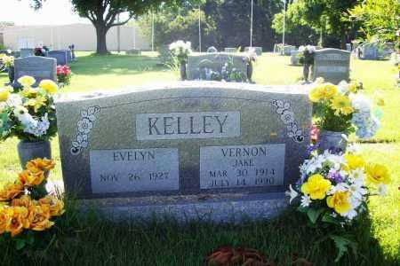 KELLEY, VERNON JAKE - Benton County, Arkansas   VERNON JAKE KELLEY - Arkansas Gravestone Photos
