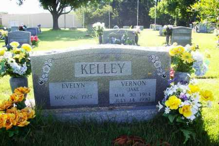KELLEY, VERNON JAKE - Benton County, Arkansas | VERNON JAKE KELLEY - Arkansas Gravestone Photos