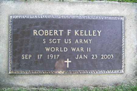 KELLEY (VETERAN WWII), ROBERT F. - Benton County, Arkansas | ROBERT F. KELLEY (VETERAN WWII) - Arkansas Gravestone Photos