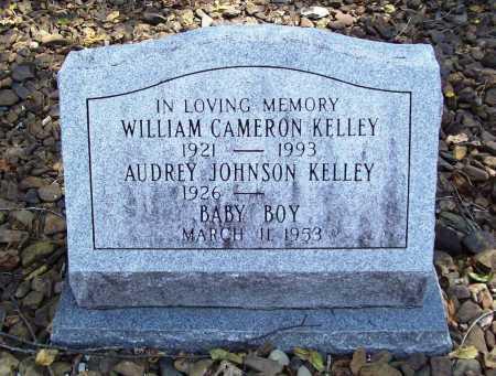 KELLEY, WILLIAM CAMERON - Benton County, Arkansas | WILLIAM CAMERON KELLEY - Arkansas Gravestone Photos