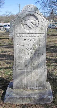 KELLEY, W C - Benton County, Arkansas | W C KELLEY - Arkansas Gravestone Photos