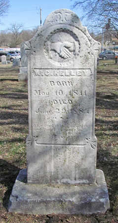 KELLEY, W C - Benton County, Arkansas | W C KELLEY - Arkansas Gravestone Photos