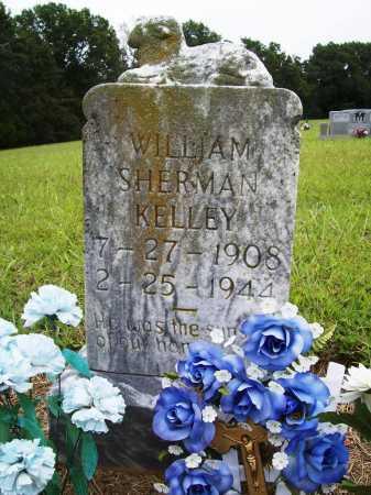 KELLEY, WILLIAM SHERMAN - Benton County, Arkansas   WILLIAM SHERMAN KELLEY - Arkansas Gravestone Photos