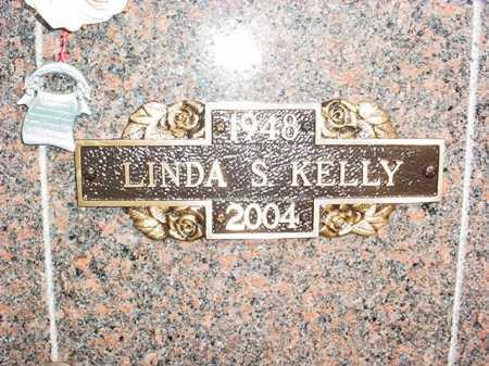 KELLY, LINDA S. - Benton County, Arkansas | LINDA S. KELLY - Arkansas Gravestone Photos