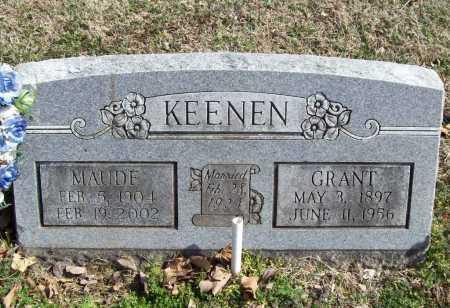 KENNEN, MAUDE CATHERINE - Benton County, Arkansas | MAUDE CATHERINE KENNEN - Arkansas Gravestone Photos
