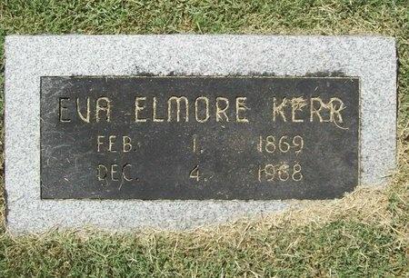 KERR, EVA - Benton County, Arkansas   EVA KERR - Arkansas Gravestone Photos