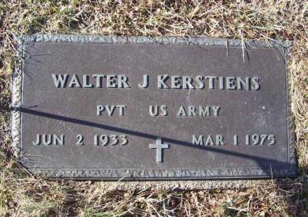 KERSTIENS (VETERAN), WALTER JOHN - Benton County, Arkansas   WALTER JOHN KERSTIENS (VETERAN) - Arkansas Gravestone Photos
