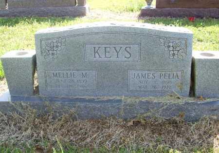 KEYS, JAMES PELIA - Benton County, Arkansas | JAMES PELIA KEYS - Arkansas Gravestone Photos