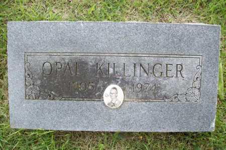 KILLINGER, OPAL - Benton County, Arkansas | OPAL KILLINGER - Arkansas Gravestone Photos
