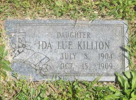 KILLION, IDA LUE - Benton County, Arkansas | IDA LUE KILLION - Arkansas Gravestone Photos