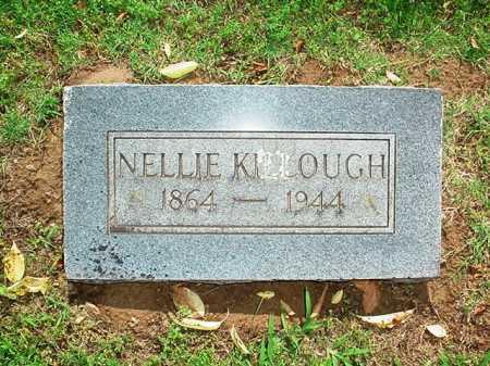 KILLOUGH, NELLIE - Benton County, Arkansas | NELLIE KILLOUGH - Arkansas Gravestone Photos