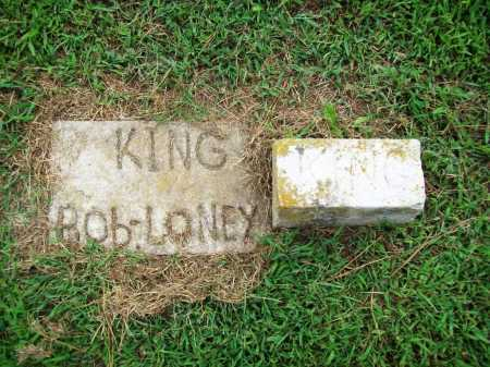 KING, BOB LONEY - Benton County, Arkansas | BOB LONEY KING - Arkansas Gravestone Photos