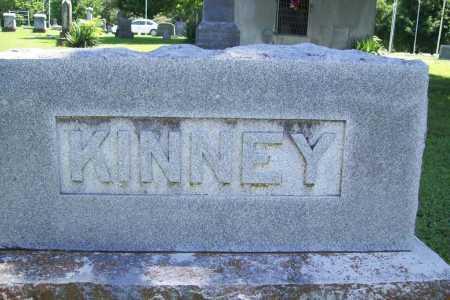 KINNEY FAMILY STONE,  - Benton County, Arkansas    KINNEY FAMILY STONE - Arkansas Gravestone Photos