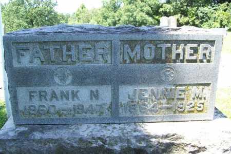 KINNEY, JENNIE M. - Benton County, Arkansas | JENNIE M. KINNEY - Arkansas Gravestone Photos