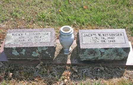 KISSINGER, RICKY L. - Benton County, Arkansas | RICKY L. KISSINGER - Arkansas Gravestone Photos