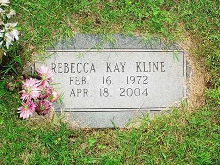 KLINE, REBECCA KAY - Benton County, Arkansas   REBECCA KAY KLINE - Arkansas Gravestone Photos