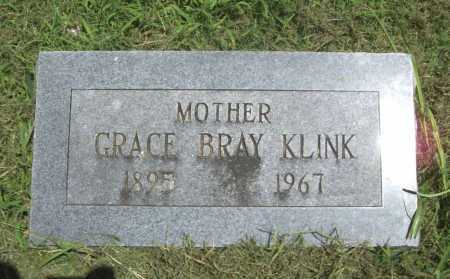 KLINK, GRACE - Benton County, Arkansas | GRACE KLINK - Arkansas Gravestone Photos