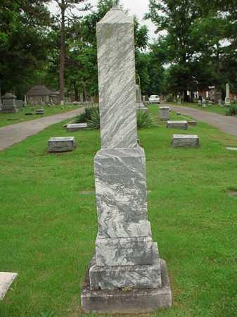 KNOTT, W. J. S. - Benton County, Arkansas   W. J. S. KNOTT - Arkansas Gravestone Photos