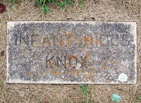 KNOX, INFANT RIGGS - Benton County, Arkansas | INFANT RIGGS KNOX - Arkansas Gravestone Photos
