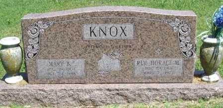 PITTILLO KNOX, MARY BELL - Benton County, Arkansas | MARY BELL PITTILLO KNOX - Arkansas Gravestone Photos