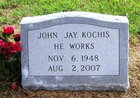 KOCHIS, JOHN JAY - Benton County, Arkansas | JOHN JAY KOCHIS - Arkansas Gravestone Photos
