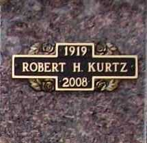 KURTZ (VETERAN WWII), ROBERT HENRY - Benton County, Arkansas   ROBERT HENRY KURTZ (VETERAN WWII) - Arkansas Gravestone Photos