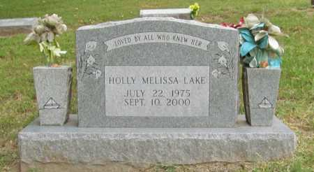 LAKE, HOLLY MELISSA - Benton County, Arkansas | HOLLY MELISSA LAKE - Arkansas Gravestone Photos