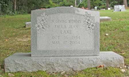 LAKE, PAULA JEAN - Benton County, Arkansas | PAULA JEAN LAKE - Arkansas Gravestone Photos